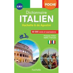 Dictionnaire de poche Italien hachette