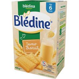 Blédine - Céréales instantanées saveur biscuit, dès ...