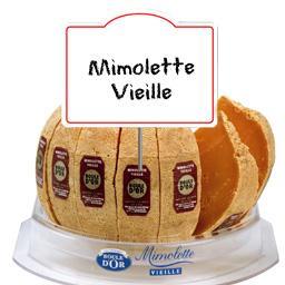 Mimolette vieille prédécoupé 29% de MG