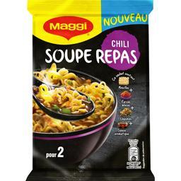 Soupe repas Chili
