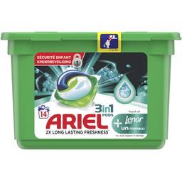 Ariel Pods + lenor unstoppables x14