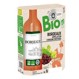 Petite Récolte Bordeaux vin rosé