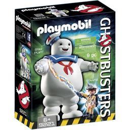 Ghostbusters - Fantôme Stay Puft et Stantz 6+