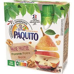 Pause fruité pomme poire noix