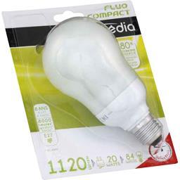 Domédia Ampoule STD fluo 20W E27 l'ampoule
