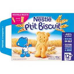 P'tit Biscuit - Biscuit pour bébé, 12+ mois