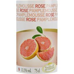 Rosé pamplemousse, vin rosé