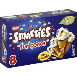 Smarties Mini Fun Cones