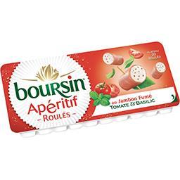 Les Roulés de Jambon Fumé Apéritif tomate oignon cib...