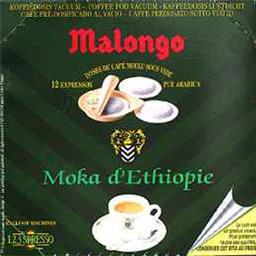 Doses de café BIO Moka d'Ethiopie