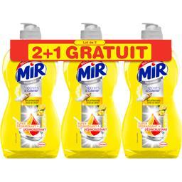Mir Vaisselle - Liquide vaisselle Secrets de Cuisinier B... le lot de 2 flacons de 500 ml