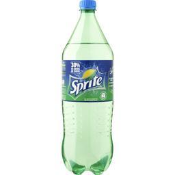 Soda citron-citron vert avec sucre et édulcorant