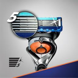 Fusion5 - proglide - rasoir pour homme + 1 lame