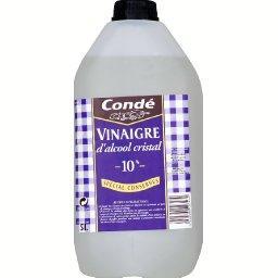 Vinaigre d'alcool blanc