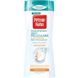 Petrole Hahn Shampoing Antipelliculaire Expert Nutrition pour Cheveux Secs -