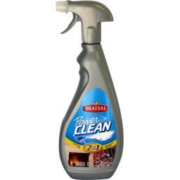 Nettoyant Power Clean 2en1 vitres insert & grilles b...