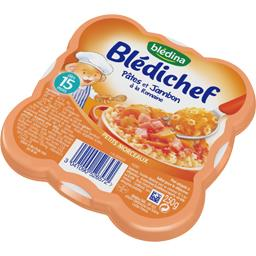 Blédichef - Pâtes et jambon à la romaine, dès 15 moi...