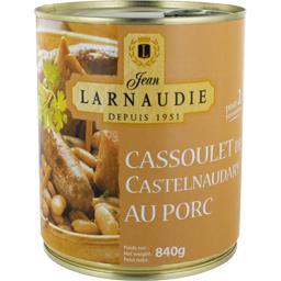 Cassoulet de Castelnaudary au porc