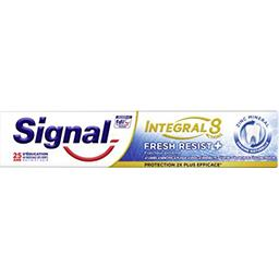 Signal Integral 8 - Dentifrice Fresh Resist+