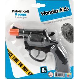 Pistolet super colt 8 coups