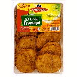 Croq fromage x 10