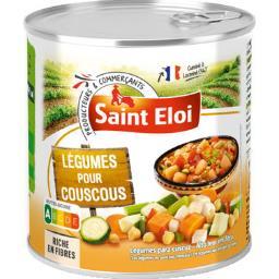 Légumes pour couscous