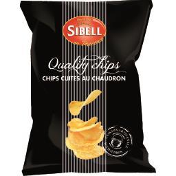 Chips Quality Chips cuites au chaudron