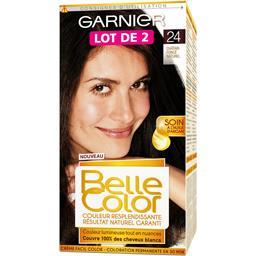 Belle Color - Crème Facil-color châtain foncé naturel 24