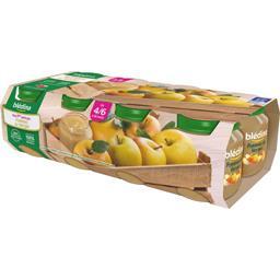 Pommes du verger, de 4/6 à 36 mois