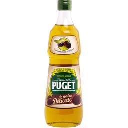 Huile d'olive vierge extra, fruitée, olives mûres,PUGET FRUITÉE,la bouteille de 75cl