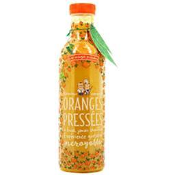 Les Incroyables Oranges Pressées
