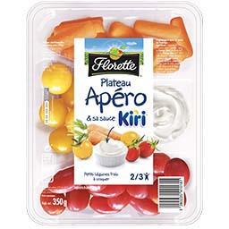 Plateau Apéro & sa sauce Kiri