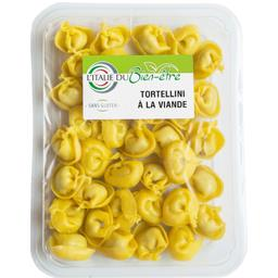 L'Italie du Bien-être Tortellini à la viande la barquette de 250 g