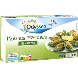 Moules farcies ail & persil