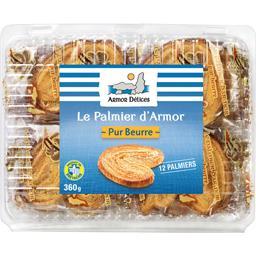 Le Palmier d'Armor pur beurre