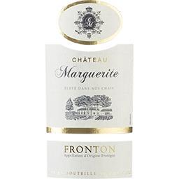 Fronton, vin rouge