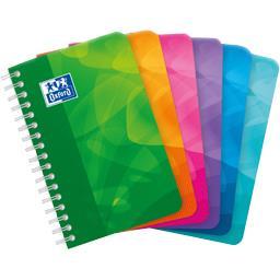 Carnet intégrale 90x140 90 g Q 5/5 coloris assortis