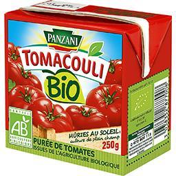 Tomacouli - Purée de tomates BIO