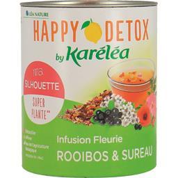 Happy Détox - Infusion Ma Silhouette rooibos sureau ...