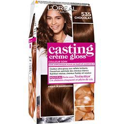 Casting - Couleur soin Crème Gloss Chocolat 535