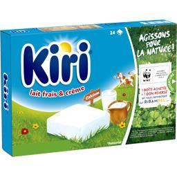 Kiri Fromage fondu lait frais & crème