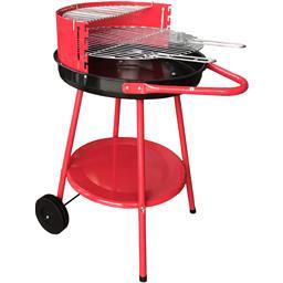 Barbecue rond 51 cm Fenix rouge