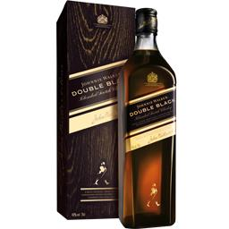 Blended Scotch Whisky Double Black
