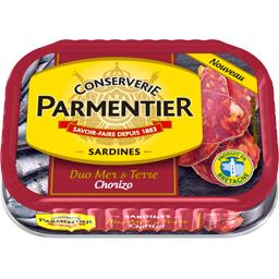 Parmentier Duo Mer & Terre - Sardines chorizo