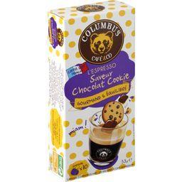 Capsules de café L'Espresso saveur Chocolat Cookie