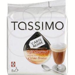 Carte Noire - Boisson à base de café, crème brûlée, café gourmet