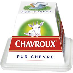 Fromage pur chèvre