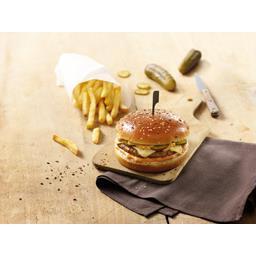 Burger bistrot bœuf charolais