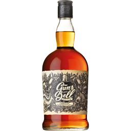 Caribbean Rum Blended with Natural Spices Gun's Bell