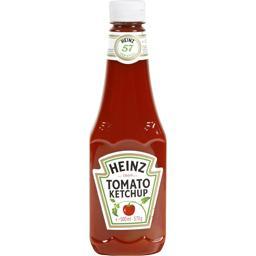 Tomato ketchup ,HEINZ,le flacon souple de 570g